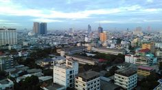Morning Bangkok