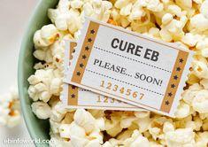 #cureEB #EpidermolysisBullosa #ebawareness Classic Holiday Movies, Movie Drinking Games, Cinema Ticket, Sathya Sai Baba, Free Movie Downloads, Holiday Games, Chick Flicks, Admit One, Wayfarer