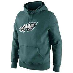 Philadelphia #Eagles Nike Classic Logo Hooded Fleece. - $64.99