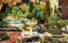 A fool on a hill...: Painting the Modern Garden - Monet to Matisse