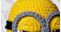 AmigurumisFanClub: Photo-tutorial: Minion's eye step by step · Foto-tutorial: El ojo de Minion, paso a paso Minion Crochet, Crochet Toys, Crochet Baby, Minions Eyes, Photo Tutorial, Projects To Try, Crochet Patterns, Knitting, Sewing