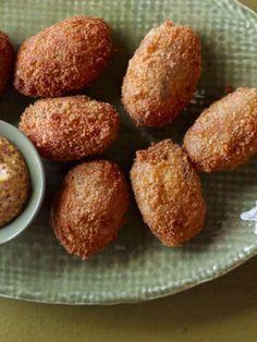 Mushroom Croquettes recipe from Food Network Kitchen via Food Network