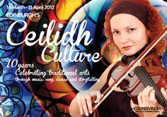 Ceilidh (Edinburgh) Culture 2012