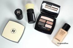 Su #Lipstickpost la nuova #palettenude di #chanel #Lesbeigespaletteregardbelleminenaturelle