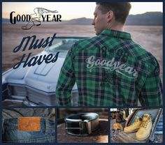 Goodyear Clothing