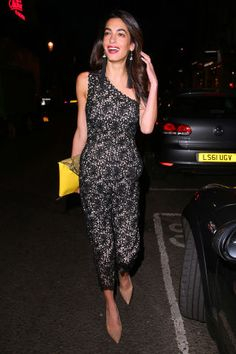 Slowly but surely, this fashion icon is making her way to the top. These are Amal Clooney's BEST looks: