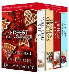 A Frost Family Christmas Anthology by C.J. Carmichael, http://www.amazon.com/dp/B00H2KBVX6/ref=cm_sw_r_pi_dp_JjsPsb0VCQAAB