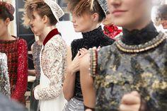 Fall-Winter 2014/15 Haute Couture - CHANEL