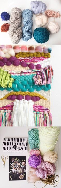 Talking Colors with Wild Plum Co |The Weaving Loom                                                                                                                                                                                 More