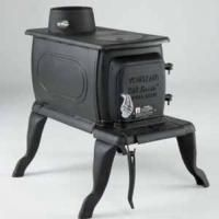 Brand-New Vogelzang Boxwood Cast Iron Wood Stove Heater 63K Offer Santa Fe / Taos Santa Fe $399