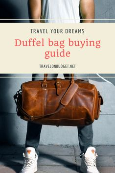 #travel   #travelguides  #traveler   #travellers  #bestguides  #travelonbudget  #travelonabudget  #bestluggage  #luggages  #suitcases #duffel #duffelbags #bestduffelbags Mens Luggage, Duffel Bag, Traveling By Yourself, Mens Fashion, Amazon, Tips, Stuff To Buy, Shopping, Moda Masculina