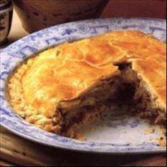 Granny Smith's Minced Beef Pie