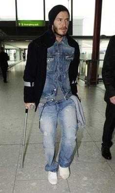 david beckham fashion style - Google Search