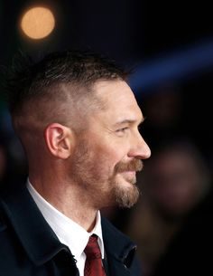 """Tom Hardy at """"The Revenant"""" London Premiere - Jan 14th 2016"""