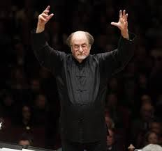 """""""Cheerful and Londony"""" is how fans affectionately describe Sir Roger Norrington. He's bringing England to the States in Norrington + Beethoven. (Apr 24-25)"""