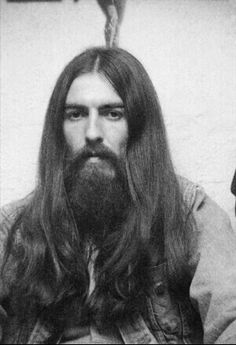 George had such lovely hair.