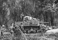 M3 Lee, Burma Campaign, Lee Grant, Wwii, British, Army, Military, Doors, Medium