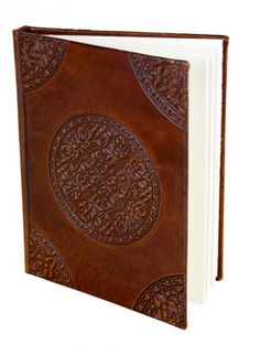 Leather Cover Note Book