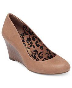 Jessica Simpson Shoes, Sampson Wedge Pumps - Espadrilles & Wedges - Shoes - Macy's