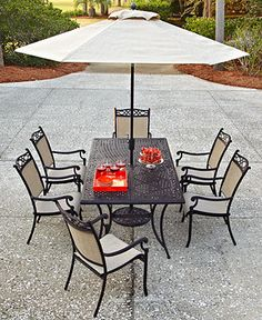 Branson Outdoor Patio Furniture Dining Sets & Pieces - Summer Living - for the home - Macy's