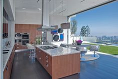Stunning Contemporary Residence for Sale in Bel Air