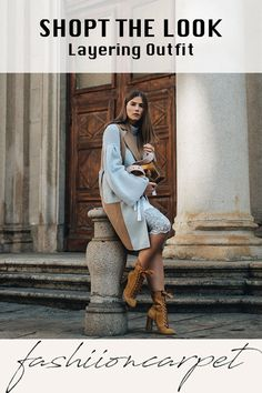 Outfit: Mailand Fashion Week w/ Aigner Diy Fashion, Winter Fashion, Street Fashion, Chloe, Layering Outfits, Mode Inspiration, Fashion Inspiration, Trends, Colourful Outfits
