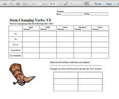 Worksheets, Spanish and Dice on Pinterest