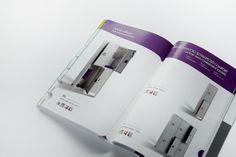 Catalogo prodotto per armadietto metallici.