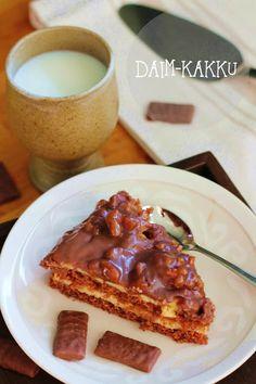 Sokeriprinsessa: Daim-kakku