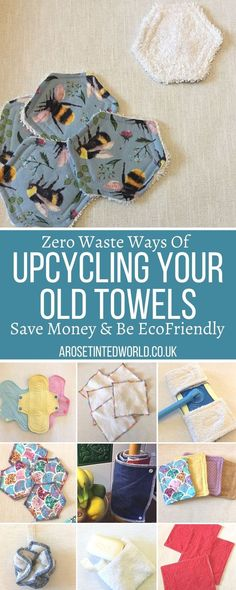 Small Sewing Projects, Sewing Projects For Beginners, Sewing Hacks, Sewing Tutorials, Upcycling Projects For Kids, Recycling Ideas, Diy Craft Projects, Diy Upcycled Art, Diy Upcycling