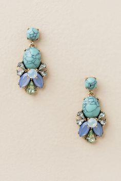 Adelaya Stone Chandelier Earring