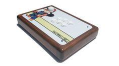 Puzzle Fighter Arcade Stick