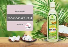 Baby First Coconut Oil Review Coconut Water, Coconut Oil, Baby, Food, Newborns, Meals, Infant, Baby Baby, Doll
