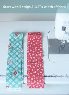 Jelly Strip Stash Buster Quilt and Tutorial (Cluck Cluck Sew) Quilting For Beginners, Quilting Tips, Quilting Tutorials, Machine Quilting, Quilting Projects, Sewing Projects, Sewing Crafts, Sewing Tips, Strip Quilt Patterns