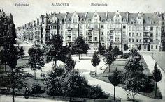 HRC#FOTO Hannover, Voßstr. - Moltkeplatz 1920