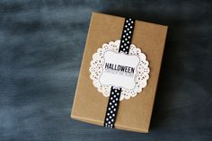 Halloween Costume Book in a Box
