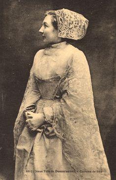 Douarnenez, début du XXe siècle