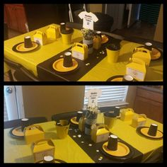 Pittsburgh Steelers Birthday Party