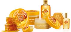 "Honeymania é a nova ""mania"" da The Body Shop"