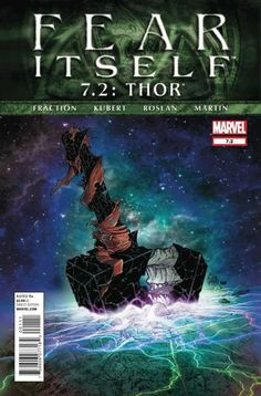 Fear Itself #7.2 - Thor (Issue)