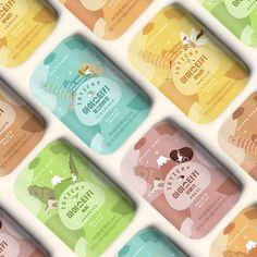 패키지 디자인 | 두유 패키지 디자인 의뢰 | 라우드소싱 Popcorn Packaging, Yogurt Packaging, Kids Packaging, Organic Packaging, Beverage Packaging, Coffee Packaging, Bottle Packaging, Packaging Design, Branding Design