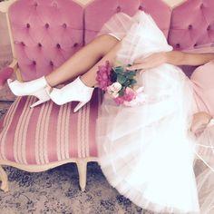 d23e13e700 Botín de novia Pura López de encaje by Love Story Novias. Bridal Boots http