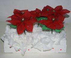 Cassetta stelle di Natale
