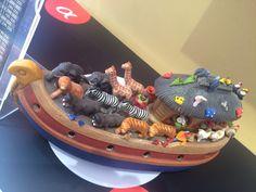 El Arca de Noé - Artesanía colombiana