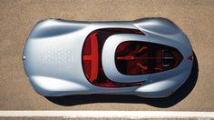 Renault TREZOR Concept - Elektroauto - Renault Schweiz