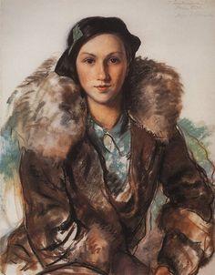 Zinaida Serebriakova (1884 - 1967, Russia)