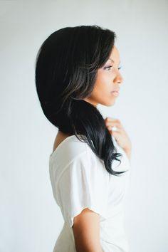 Danielle And Her Beautiful Hair By Stephanie Brinkerhoff