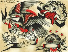 Tattoo Inspiration: Stizzo   Ink Butter™   Tattoo Aftercare