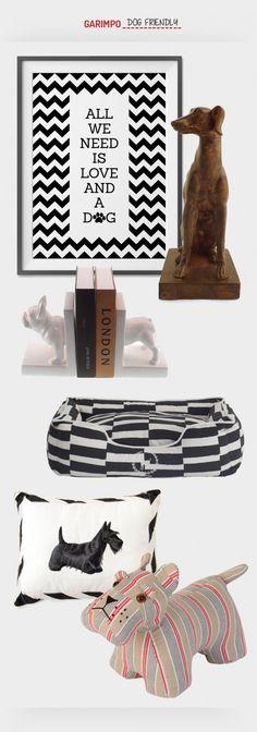 Dog Lovers. Veja: http://www.casadevalentina.com.br/blog/detalhes/dog-lovers-2897 #details #interior #design #decoracao #detalhes #decor #home #casa #design #idea #ideia #charm #dog #cachorro #charme #casadevalentina #produtos #products