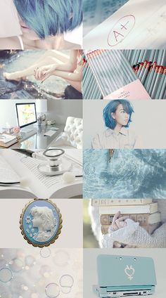 Sailor Mercury Aesthetic